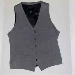 H &m mens formal suit vest size 40R